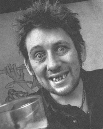 Shane Macgowan toothless